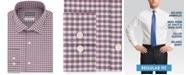 Michael Kors Men's Classic-Fit Airsoft Performance Stretch Gingham Shirt