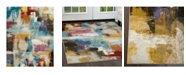 """Nicole Miller CLOSEOUT! Parlin Yarrow Ivory 9'2"""" x 12'5"""" Area Rug"""