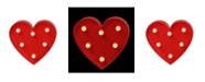 Northlight Battery Operated LED Lighted Valentine's Day Heart Marquee Sign