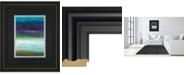 "Classy Art Midnight Mulberry by Wani Pasion Framed Print Wall Art - 34"" x 40"""