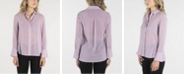 nanette Nanette Lepore Long Sleeve Button Down Shirt with Wide Cuffs
