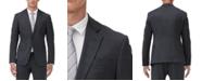A X Armani Exchange Armani Exchange Men's Modern-Fit Windowpane Suit Jacket Separate