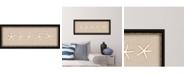 "Paragon Starfish Framed Wall Art, 12"" x 31"""