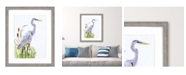 "Paragon Waterbirds I Framed Wall Art, 44"" x 36"""