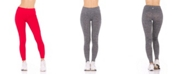Therapy Perforated Side Pockets High-Rise Leggings