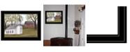 "Trendy Decor 4U Trendy Decor 4U Faith and Freedom by Billy Jacobs, Ready to hang Framed Print, Black Frame, 19"" x 15"""