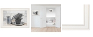 """Trendy Decor 4U Light and Airy by Robin-Lee Vieira, Ready to hang Framed Print, White Frame, 21"""" x 15"""""""