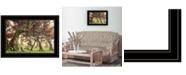 "Trendy Decor 4U Fanal Martin Podt, Ready to hang Framed Print, Black Frame, 21"" x 15"""