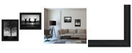 """Trendy Decor 4U Passion and Teamwork by Collection By Trendy Decor4U, Printed Wall Art, Ready to hang, Black Frame, 20"""" x 14"""""""