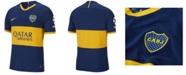 Nike Men's Boca Juniors Club Team Home Stadium Jersey
