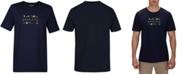 Hurley Men's Flashback Floral Premium Logo T-Shirt