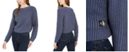 Calvin Klein Jeans Cropped Knit Sweater