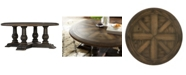 Hooker Furniture Medina Round Cocktail Table