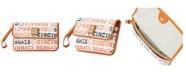 Dooney & Bourke Cincinnati Bengals Doodle Milly Wristlet