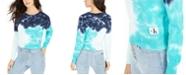 Calvin Klein Jeans Cotton Tie-Dyed Sweater