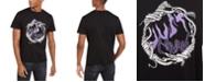 Just Cavalli Men's Interlocked Animal Logo Graphic T-Shirt