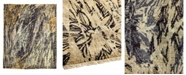 """Timeless Rug Designs CLOSEOUT! One of a Kind OOAK939 Flax 8'10"""" x 11'10"""" Area Rug"""