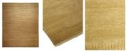 "Timeless Rug Designs One of a Kind OOAK2366 Caramel 9'10"" x 14'2"" Area Rug"
