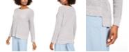 Eileen Fisher Boat-Neck Sweater, Regular & Petite Sizes