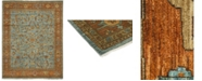 """Timeless Rug Designs CLOSEOUT! One of a Kind OOAK237 Rust 11'10"""" x 15'5"""" Area Rug"""