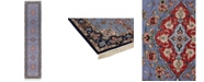 """Timeless Rug Designs CLOSEOUT! One of a Kind OOAK566 Ivory 2'9"""" x 13'9"""" Runner Rug"""