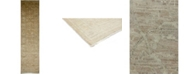 "Timeless Rug Designs One of a Kind OOAK3703 Hazelnut 2'5"" x 9'10"" Runner Rug"