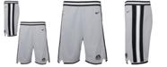 Nike Big Boys San Antonio Spurs Statement Swingman Shorts
