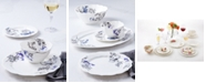 Hotel Collection Classic Morning Glory Dinnerware Collection, Created For Macy's
