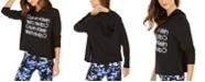 Calvin Klein Selfie Repeat-Logo  Hoodie