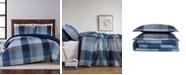Truly Soft Trey Plaid Duvet Cover Sets