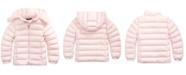 Polo Ralph Lauren Big Girls Quilted Down Jacket