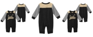 Outerstuff Baby New Orleans Saints Scrimmage Coverall