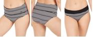 Nike Sport Mesh High-Waist Swim Bottoms