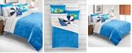 Nautica Kids Sailboat Blueprint 3-Piece Full Comforter Set