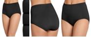 Jockey Women's Smooth Effect Briefs 3-Pk. Underwear 1741