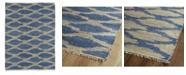 "Kaleen Textura Txt06-75 Gray 3'6"" x 5'6"" Area Rug"