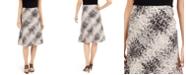 INC International Concepts INC EARTH Snake-Print Midi Skirt, Created for Macy's
