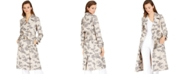 INC International Concepts INC Toile-Print Trench Coat, Created for Macy's