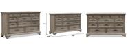Furniture Bristol Bedroom Dresser