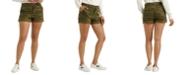 Lucky Brand Camo-Print Cargo Shorts