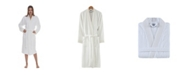 OZAN PREMIUM HOME Glitter Turkish Cotton Bath Robe