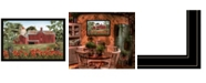 Trendy Decor 4U Trendy Decor 4u Summer Days by Billy Jacobs, Ready to Hang Framed Print Collection
