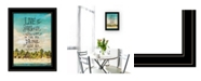 Trendy Decor 4U Trendy Decor 4U Live in the Sunshine by Misty Michelle, Ready to hang Framed Print Collection