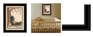 Trendy Decor 4U Trendy Decor 4U Nap Time by Mary June, Ready to hang Framed Print Collection
