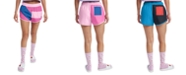 Champion Women's Colorblocked Crinkle Shorts