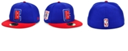 New Era Los Angeles Clippers The Pennant Patch 59FIFTY-FITTED Cap