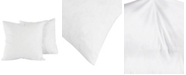 UNIKOME 2-Pack Feather & Down Pillow Inserts, 26X26 Euro Square