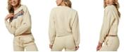O'Neill Juniors' Cotton Fleece Sweatshirt