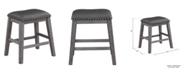 Furniture Homelegance Nelina Counter Height Stool