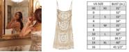Danielle Bernstein Printed Mini Slip Dress, Created for Macy's